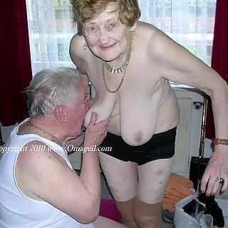 Omageil различни снимки на отлежава и баби