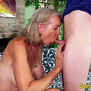 Golden Slut - Blondínky Zrelé krásky FAJKA KOMPILÁCIA 1