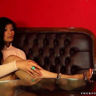 japanese feet