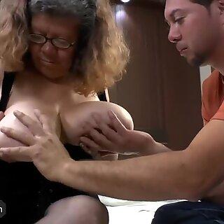 AgedLove mature latina Brenda gonzo