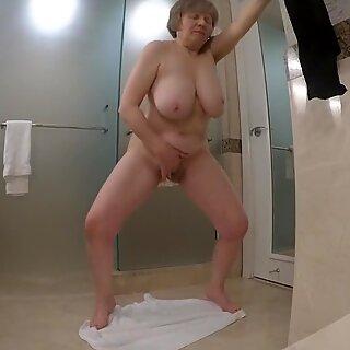 60 Jente Jeg Vil Knulle Masturbates som en dansinderne