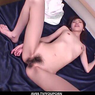 Kanon Hanai throats it in POV then fucks until exhaustion - More at 69avs.com