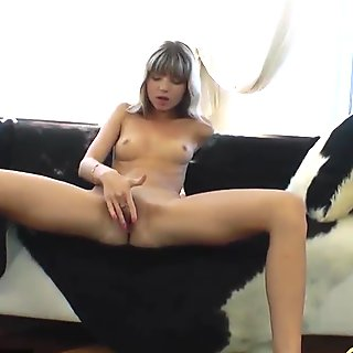 MAGMA FILM Tight Anal Teen for monster cock