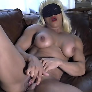 More Muscled Big Clit Play